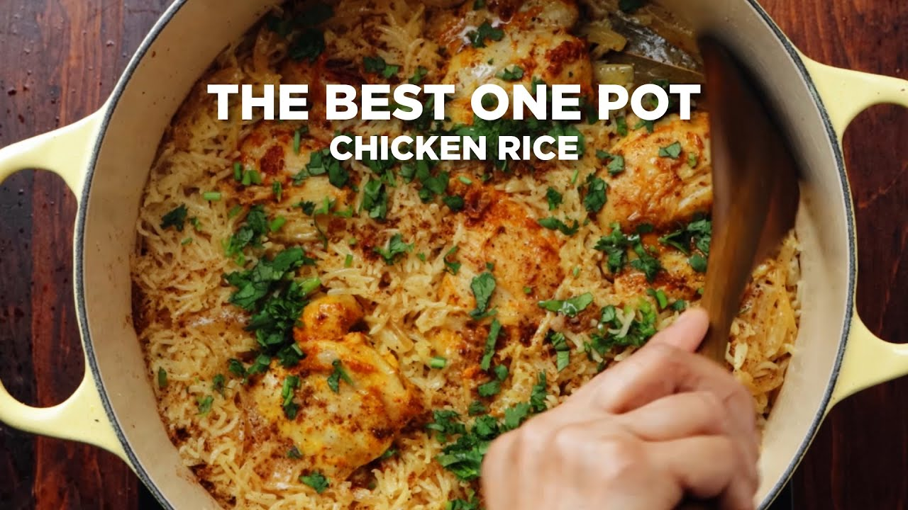 Good Chicken And Rice Recipes