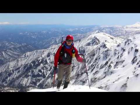 Japanese ski mountaineering mission