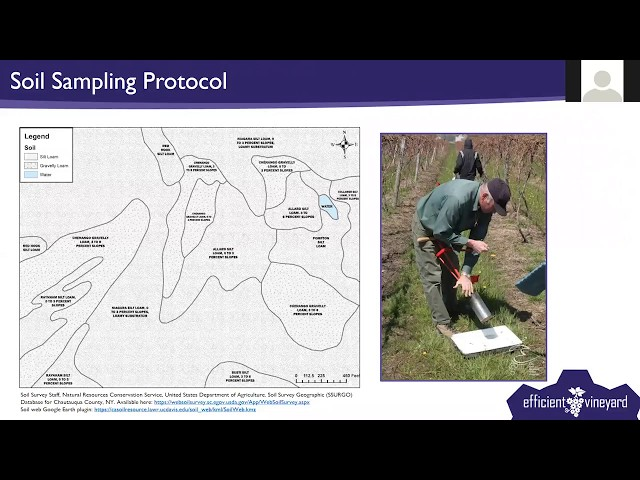 Webinar 2  Looking Deeper; a subsurface vineyard exploration
