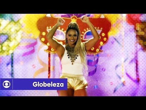 Globeleza: o que o carnaval representa para Viviane Araújo?