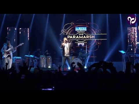 Tu Hi Tu - Mohammed Irfan Live   PARAMARSH 2018 Mp3