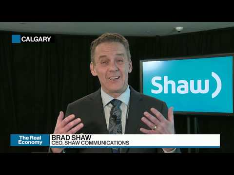 Shaw On Potential Rogers Merger: 'You Never Say No'