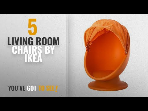 Top 10 Ikea Living Room Chairs [2018]: Ikea Swivel chair, orange, light orange 2026.20148.634