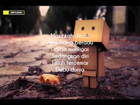 Izinkanlah~Q Face with lyrics