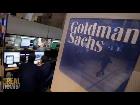 NY Federal Reserve Examiner Fired After Submitting Critical Report of Goldman Sachs - Extended