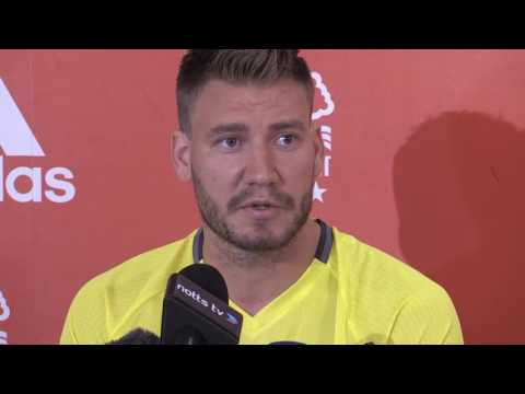 """I've Made Many Mistakes"" - Nicklas Bendtner Unveiled as a Nottingham Forest Player"