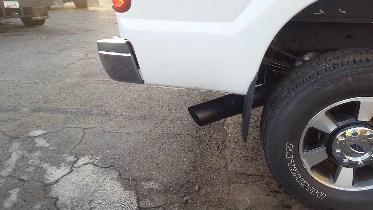 6 7 11 14 Jamo 5 Inch Exhaust Free Rev Youtube