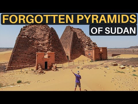 The Forgotten PYRAMIDS OF SUDAN (better Than Egypt)
