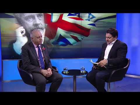 Ep. 539: Balfour Special - Board of Deputies of British Jews President & Electronic Intifada Editor