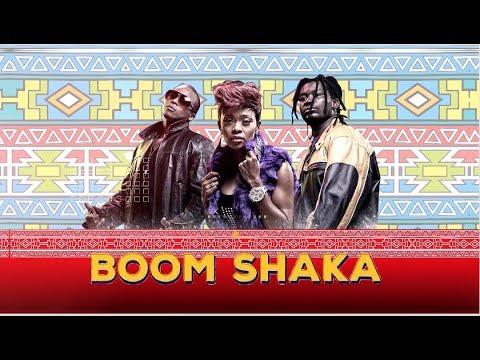 Boom Shaka's Full Set At #HuaweiJoburgDay