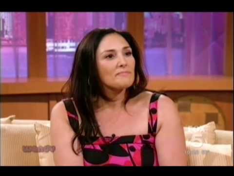 Ricki Lake on The Wendy Williams  5282010 1 of 2