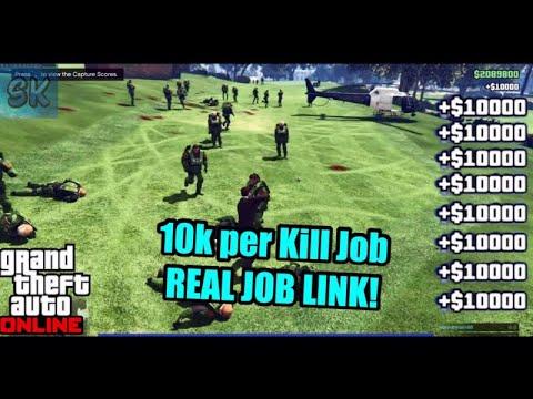 GTA 5 MODDED MONEY JOB [1   46] - YouTube