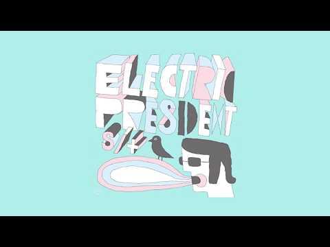 Electric President - Grand Machine No. 12 (Lyrics)