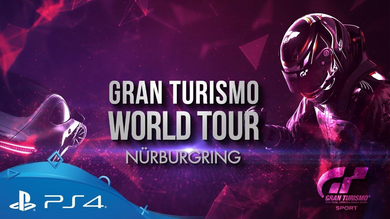 Gran Turismo Sport |  World Tour: Nürburgring | PS4