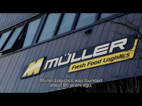 Logistics Service Provider Müller Considers EDI Messaging a Value-Added Service