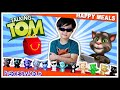 Talking Tom McDonald's Happy Meal Toys 2016 - Surprise Giveaway! | Pierce's World