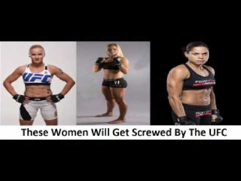 Valentina Shevchenko, Holly Holm, And Amanda Nunes: Women In A No Win Situation