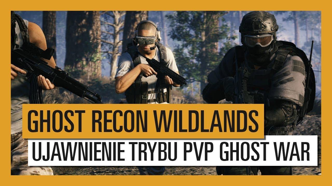 GHOST RECON WILDLANDS: Ujawnienie trybu PvP Ghost War – Otwarta Beta | Zwiastun