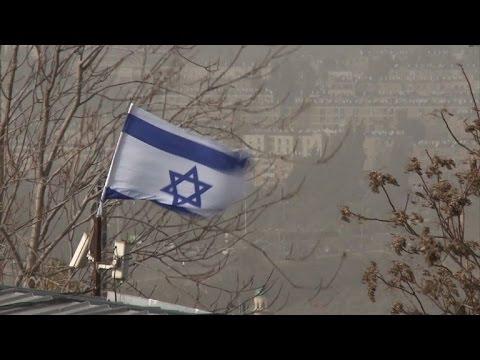 Palestiniens Et Israéliens Dans L'attente De Trump