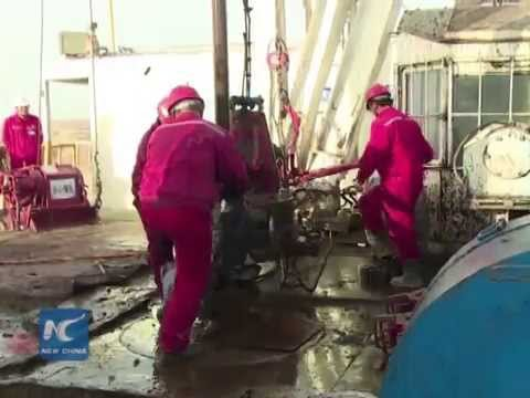 Recovered oil wells in Tarim increase production
