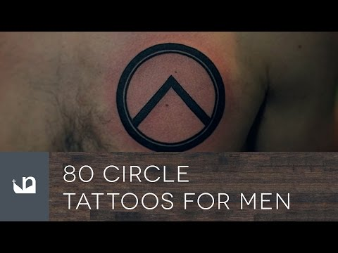 80 Circle Tattoos For Men