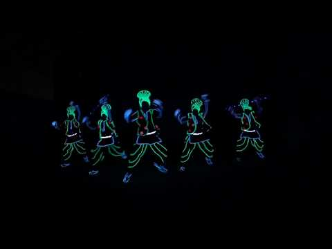 Led Tron Bhangra For Weddings and Corporate Events in Delhi, Mumbai Call Us: +91- 9650658644