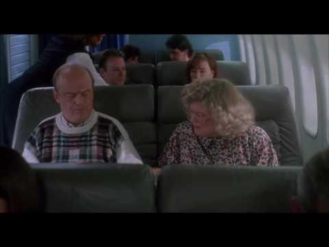 Reszkessetek betörők - ingyen pezsgő a repülőgépen