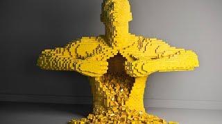 5 Costruzioni Lego più complesse mai realizzate!