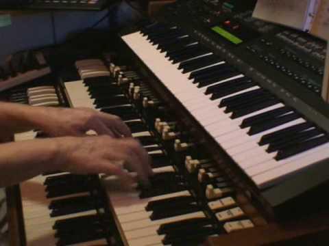MR. LUCKY Hammond Organ