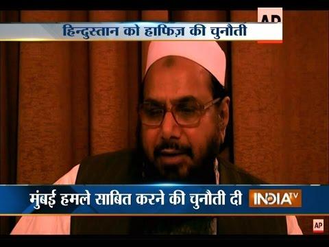 26/11 Mastermind Hafiz Saeed Mocks India Over the Mumbai Attacks