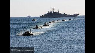 Россия вывела в Черное море боевые корабли и авиацию, чтоб напомнить НАТО о себе