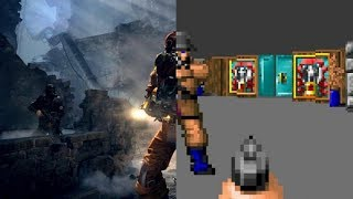 Wolfenstein 3D VR by Further Beyond - A Quick Stream/Review :)