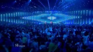 HD HDTV ICELAND ESC Eurovision Song Contest 2010 Final LIVE Hera Björk - Je Ne Sais Quoi
