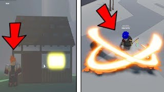 Where To Find Flame Breathing Style Teacher + All Techniques Showcase In Ro-Slayers Roblox