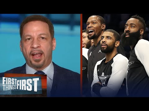 Nets could face power struggle w Harden; Lakers will take NBA Title — Broussard | FIRST THINGS FIRST