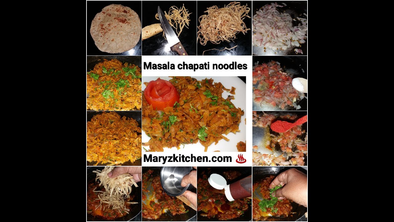 how to make masala for noodles
