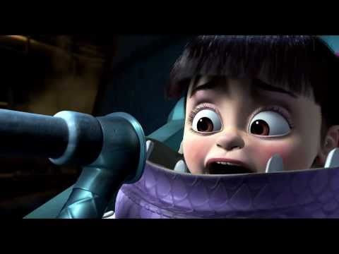 Thumbnail: Monsters Inc. Mary gets frightened by the scream extractor machine