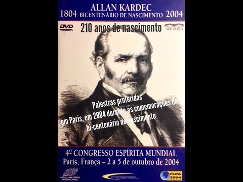 TRIBUTE TO ALLAN KARDEC - (210 YEARS) 10 YEARS PASSED - Interviews