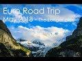 European Road Trip 2018 - The longer clips