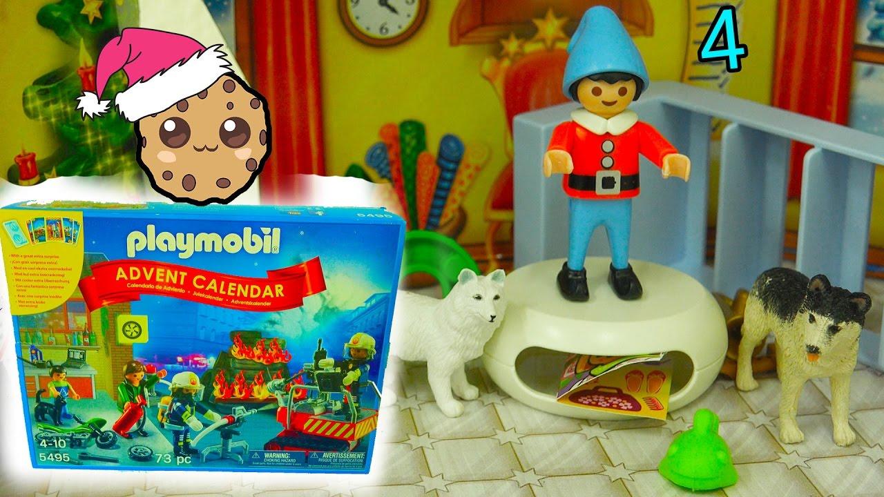 Elf Mess - Playmobil Holiday Christmas Advent Calendar - Toy ...