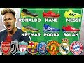Ultimate Football Lineups! Which Soccer Team Has The Best Boots?!