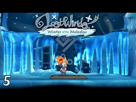 Lost Winds: Winter Of The Melodias #5- Working My Way To The Wind Shrine! |