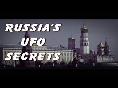 Russian UFO Files Secrets Revealed