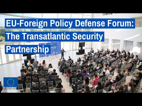 EU & Foreign Policy Defense Forum 2019 – Foreign Policy