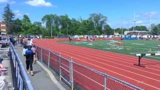 Section IX State Qualifier - 3000m Steeplechase