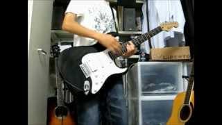 阿部真央のモットーをエレキギターで弾きました! もしよければ、アドバ...