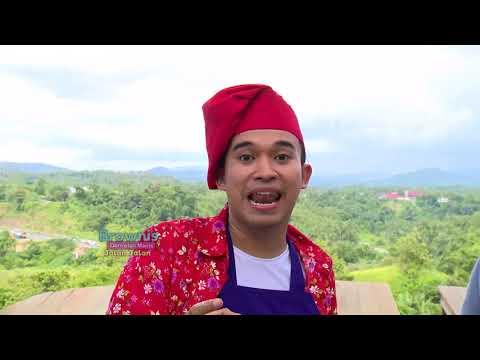 BROWNIS - Seruu !! Ruben & Anwar Masak Di Puncak Adventure Park (15/4/18) Part 3
