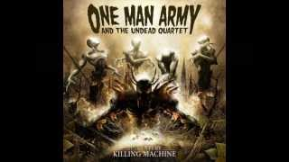One Man Army And The Undead Quartet - No Apparent Motive