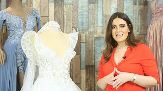 نصائح مهمة لكل عروس لإختيار فستان زفاف يتناسب مع شكل جسمها