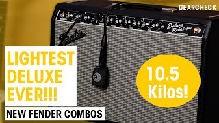 New Fender Tonemaster Deluxe and Twin Combos | IRs, DI and Superlight! | Thomann
